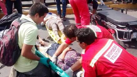 Trujillo: reportan entre seis y siete accidentes de tránsito al día
