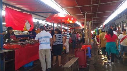 Se incrementó demanda y precio de pescado por feriado largo