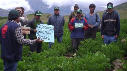 Productores piden ampliación de planes de negocio con 'Agro Ideas'