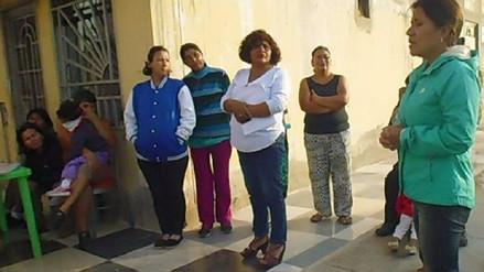 Pobladores de Las Garzas piden creación de escuela de educación inicial