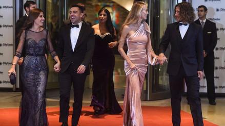 Las estrellas del fútbol que brillaron en la boda de Lionel Messi