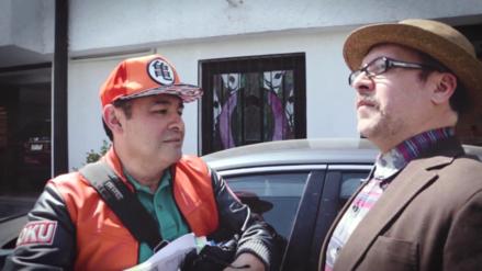 YouTube | Gokú es acosado por un fanático