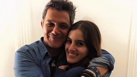 Ania, la 'sobrina' de Alejandro Sanz apodada la 'Rihanna peruana'