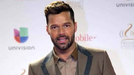 Ricky Martin cuenta su experiencia como amante de Versace en serie