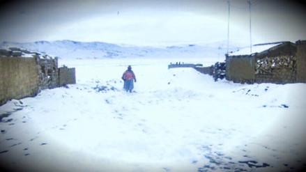 Provincias del sur registraron temperaturas bajo cero según el COEN