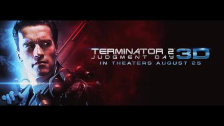Estrenan tráiler de Terminator 2 en 3D