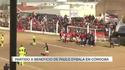 Paulo Dybala anotó un golazo con más de 20 personas en el arco rival