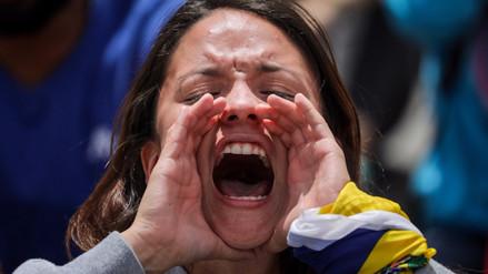 5 historias del suplicio de los venezolanos en tres meses de protestas