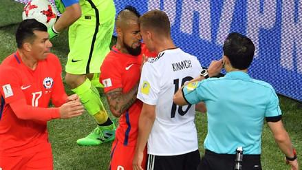 El mensaje del Bayern Munich tras el encontrón entre Vidal y Kimmich
