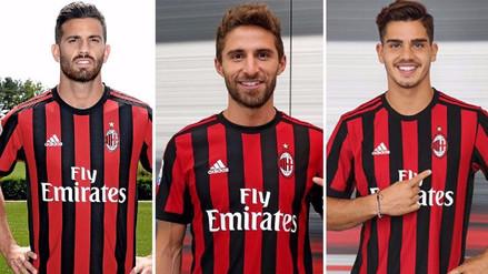 Milan presentó a su sexto fichaje que es experto pateando tiros libres