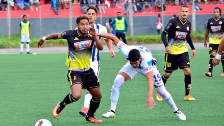 Alianza Lima dejó escapar la punta tras perder 1-0 con UTC en Cajamarca