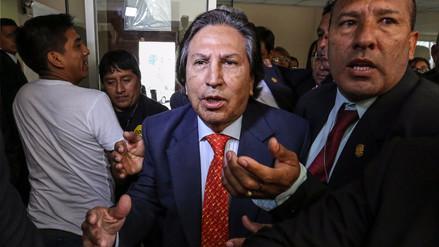 Poder Judicial rechazó apelación a la prisión preventiva de Alejandro Toledo