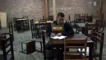 Delincuentes armados asaltaron restaurante campestre en Huaura