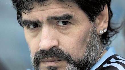 Periodista rusa denunció a Diego Maradona por acoso