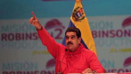 Nicolás Maduro aumentó en 50% el salario mínimo en Venezuela