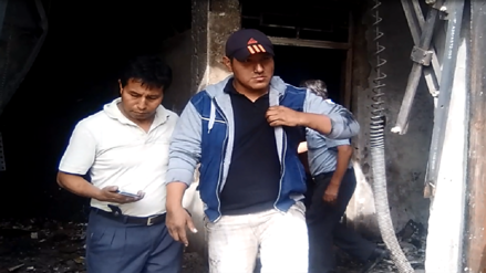 Chiclayo: Fiscalía no cita a dueño de edificio incendiado que dejó siete fallecidos