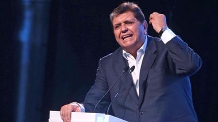 Alan García envió un nuevo mensaje en sus redes sociales por caso Odebrecht
