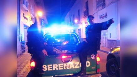 Gestante alumbró a su bebé en patrullero de Serenazgo