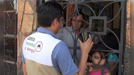 Piden presupuesto para evitar nuevos brotes de dengue en Lambayeque