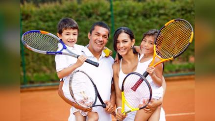 Cinco deportes que puedes practicar con tus hijos