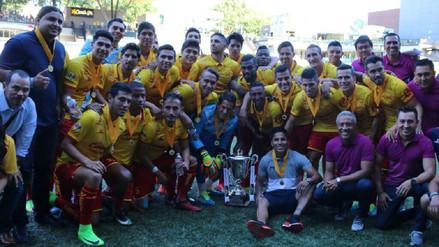 Morelia ganó un torneo amistoso gracias a los goles de Ruidíaz y Polo