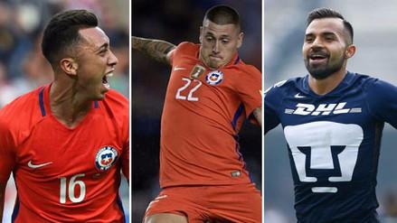 Los jugadores que asoman en el recambio generacional de Chile