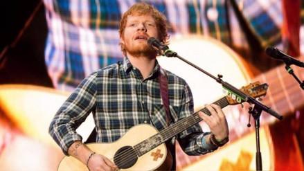 Ed Sheeran deja de lado Twitter