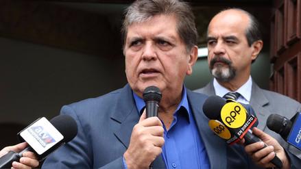 Fiscalía investiga a Alan García por la Línea 1 del Metro de Lima