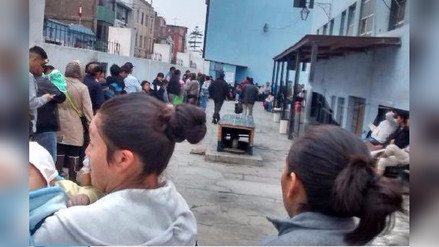 Pacientes no fueron atendidos por huelga en Hospital Belén de Trujillo