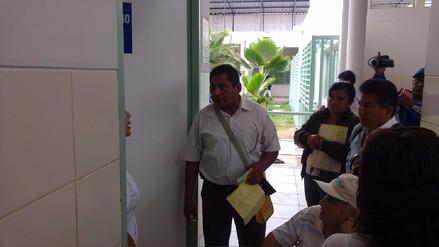 Pacientes piuranos expresaron su incomodidad por huelga médica
