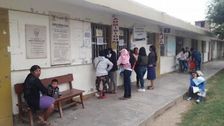 Médicos de Virú no acatan huelga nacional