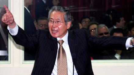 Video | El día en que Alberto Fujimori gritó ¡Soy inocente!