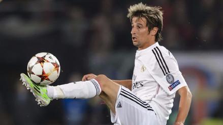 Real Madrid cedió a Fabio Coentrao al Sporting de Lisboa