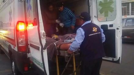 Niño de tres años resultó herido tras caerle televisor
