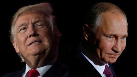 Putin se reunirá con Trump el 7 de julio en Hamburgo