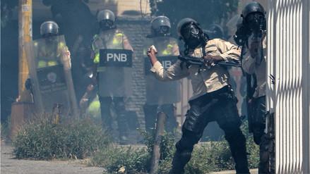 10 fotos que demuestran la violencia que se vive cada día en Venezuela