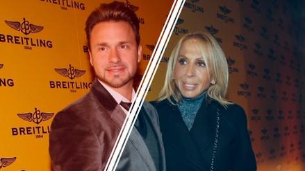 Laura Bozzo confirmó fin de su relación con Christian Zuárez