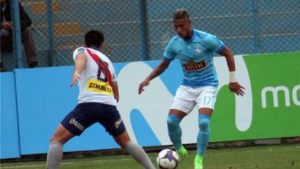 Sporting Cristal se dejó empatar por Deportivo Municipal en cuatro minutos