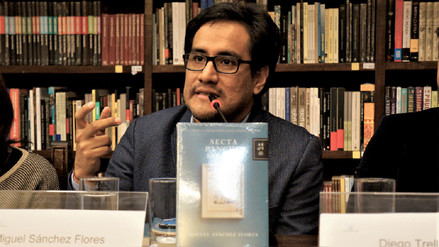 Secta Pancho Fierro ganó 8vo Premio de Novela Breve de la CPL