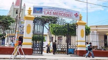 Fiscal verificó atención de pacientes en hospital Las Mercedes