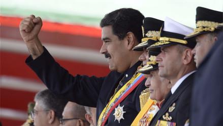 """Maduro sobre violencia en el Parlamento: """"Condeno absolutamente esos hechos"""""""