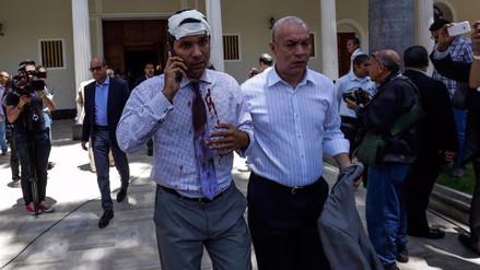 Parlamentario venezolano acusa al gobierno de Maduro de los incidentes de hoy