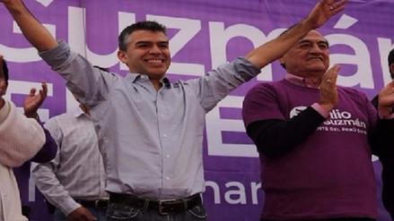 Julio Guzmán llegará a Chiclayo para juramentar comités de su agrupación política