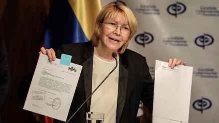 Por qué el gobierno de Maduro busca destituir a la fiscal de Venezuela