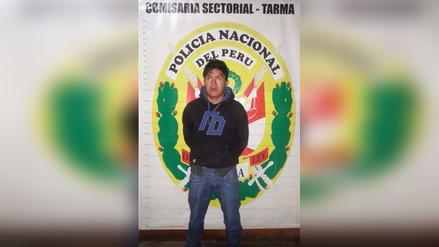 Tarma: nueve meses de prisión preventiva para presunto violador