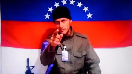 Reaparece piloto de helicóptero que atacó corte suprema en Venezuela