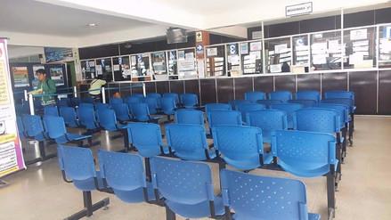 Nuevo Chimbote: médicos de hospital Eleazar Guzmán no atienden consultas