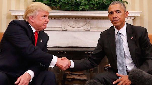 Trump admite interferencia rusa en los comicios de EE.UU., pero culpa a Obama