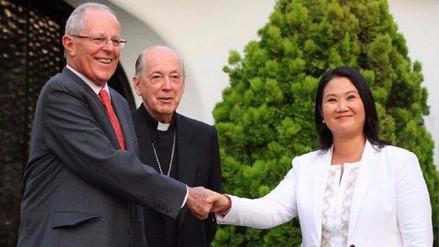 ¿Cómo fue la última reunión de PPK y Keiko Fujimori?