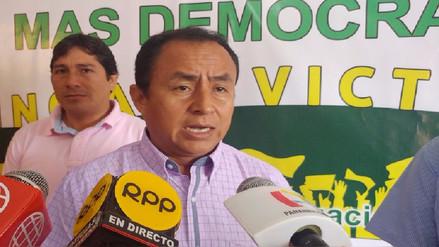 Gregorio Santos: